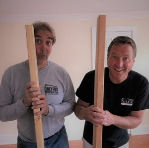 Behind the Studs: Your Home Improvement and Remodeling Podcast by Colin Shaw and Jimmy Driscoll