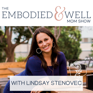 The Embodied & Well Mom Show: Motherhood, Wellness, Body Image and Intuitive Eating with Lindsay Stenovec by Lindsay Stenovec