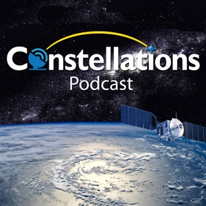 Constellations, a New Space and Satellite Innovation Podcast by Kratos