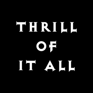 Thrill Of It All by Thrill Of It All with Jamie Thomas