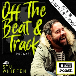 Off The Beat & Track by stuart whiffen