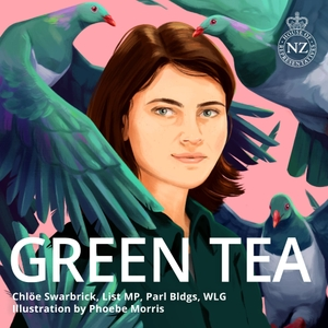 Green Tea with Chlöe Swarbrick by Green Tea with Chlöe Swarbrick