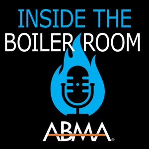 Inside the Boiler Room by American Boiler Manufacturers Association (ABMA)