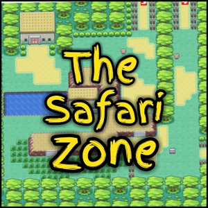 The Safari Zone by Professor Ash
