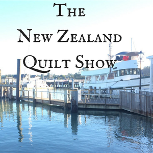 The New Zealand Quilt Show by Charlotte Scott