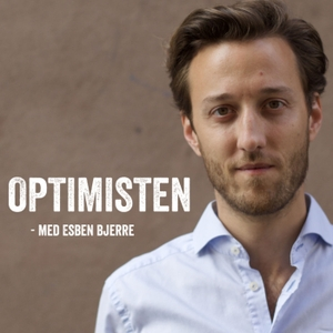 Optimisten by PlanBØRNEfonden