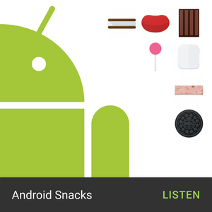 Android Snacks by Michael Scamell