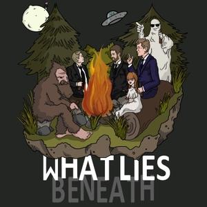 What Lies Beneath by Trevor Montgomery