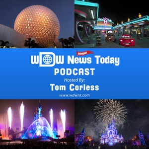 The WDW News Today Podcast - Standard by WDWNT LLC