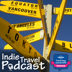 Indie Travel Podcast (enhanced) by Craig and Linda Martin