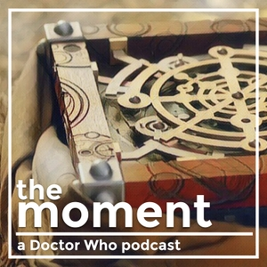Doctor Who: The Moment by Tom Dickinson