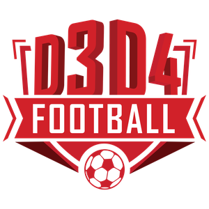The D3D4 Football Podcast by www.d3d4football.com