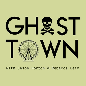 Ghost Town: Strange History, True Crime, & the Paranormal by Studio71