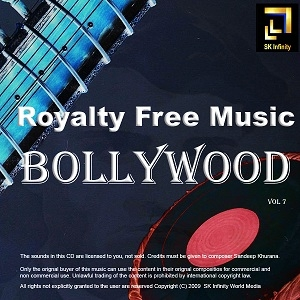 Bollywood DJ Beats by Sandeep Khurana