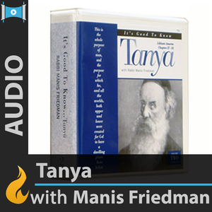 Daily Tanya (Audio) by Chabad.org: Manis Friedman