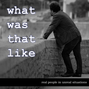 What Was That Like by Scott Johnson