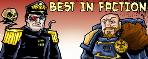 Best In Faction by Colin Sherman & Mitch Pelham