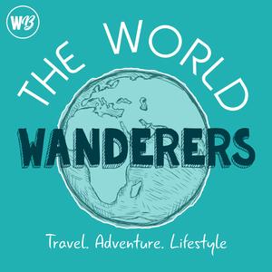 The World Wanderers Podcast by Amanda Kingsmith and Ryan Ferguson