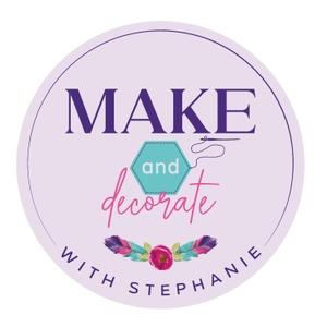 Make and Decorate with Stephanie Socha Design by Stephanie Socha
