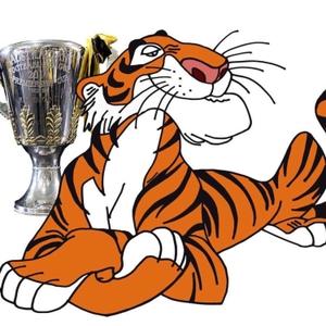 TigerTails (Richmond Tigers Talk) by Tiger Tails