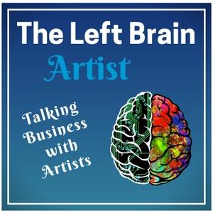 The Left Brain Artist by Suzanne Redmond