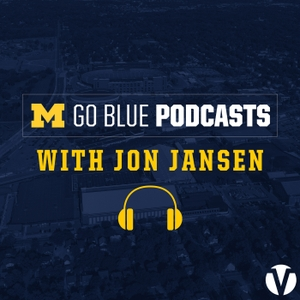 MGoBlue Podcasts with Jon Jansen by Michigan Sports Network in partnership with Michigan Athletics