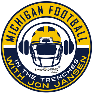 Michigan Football – In the Trenches with Jon Jansen by Michigan IMG Sports Network in partnership with Michigan Athletics