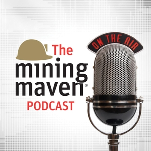 The MiningMaven Podcast by The MiningMaven Podcast