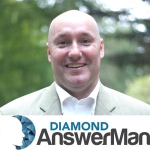Diamond Answer Man by J. Christopher Guritz - Diamond Answer Man