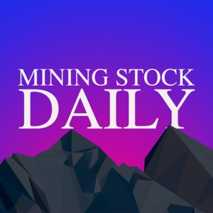 Mining Stock Daily by Trevor Hall