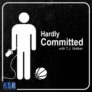 Hardly Committed by T.J. Walker by Kentucky Sports Radio