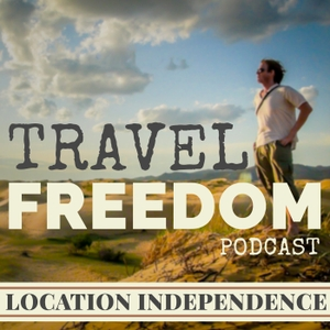 Travel Freedom Podcast by Tommo & Megsy