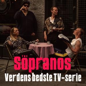 The Sopranos - Verdens bedste TV-serie by Emil Bergløv, Mathilde Anhøj, Philip Pihl, Magnus Krabbe