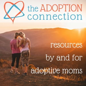 The Adoption Connection | a podcast by and for adoptive moms by Lisa Qualls and Melissa Corkum