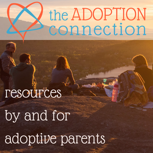 The Adoption Connection | a podcast by and for adoptive parents by Lisa Qualls and Melissa Corkum