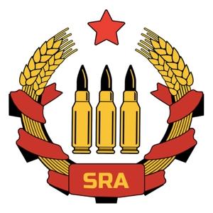 Socialist Rifle Association Podcast by Faye Ecklar, Faye Ecklar, Alex Tackett