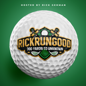 300 Yards To Unknown | By RickRunGood by Rick Gehman