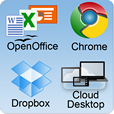 Chrome, Flash Java and Office on iPad, iPhone, iTouch: AlwaysOnPC App Guide by AlwaysOnPC App Demos