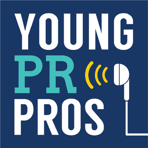 Young PR Pros by Kristine D'Arbelles, Julia Kent, Ross Simmonds and Clare Bonnyman