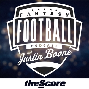 theScore Fantasy Football Podcast with Justin Boone by theScore, Inc