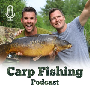 Carp fishing podcast by Mark Bryant & Mike Holly - The carp fishermans podcast