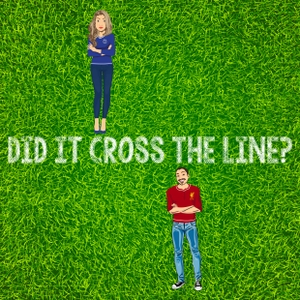 Did It Cross The Line by Did It Cross The Line