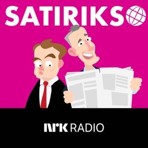 Satiriks redaksjonsmøte by NRK