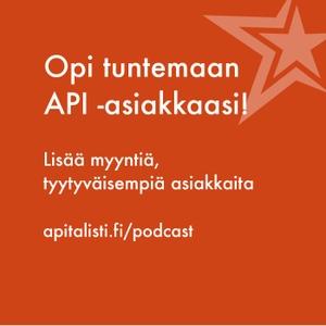 Opi tuntemaan API -asiakkaasi