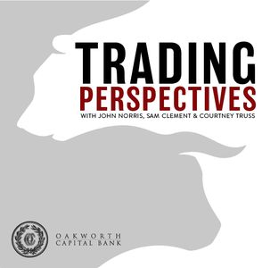 Trading Perspectives: An Economic Podcast by Sara McPherson