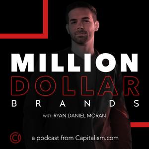 Million Dollar Brands by Ryan Daniel Moran