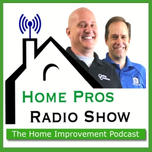 The Home Pros Radio Show |The Home Improvement and Repair Podcast by Tommy Donovan - Home Inspector and Radio Host