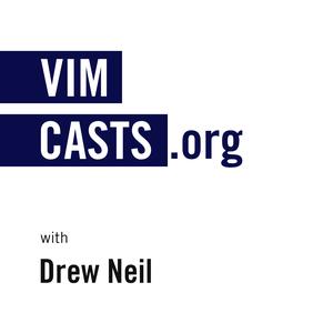 Vimcasts by Drew Neil