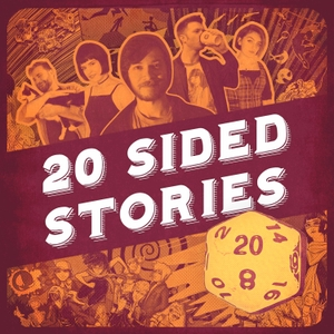 20 Sided Stories by Sage G.C.