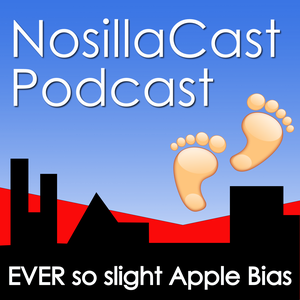 NosillaCast Apple Podcast by Technology with an EVER so slight Apple bias